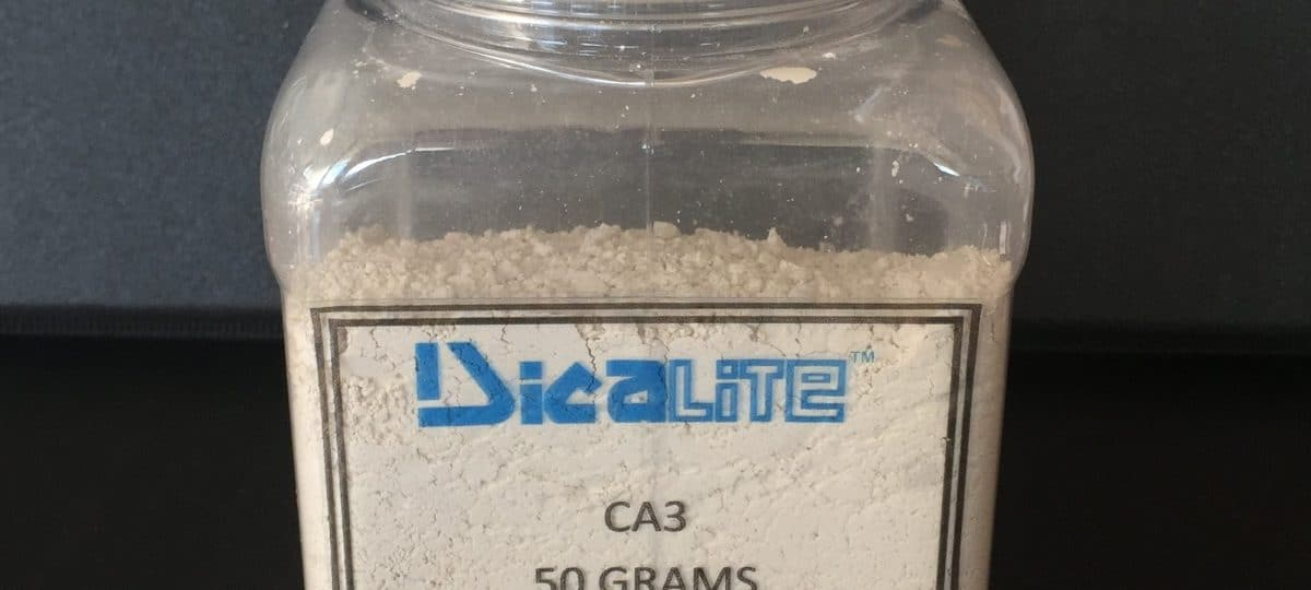 Natural Diatomaceous Earth