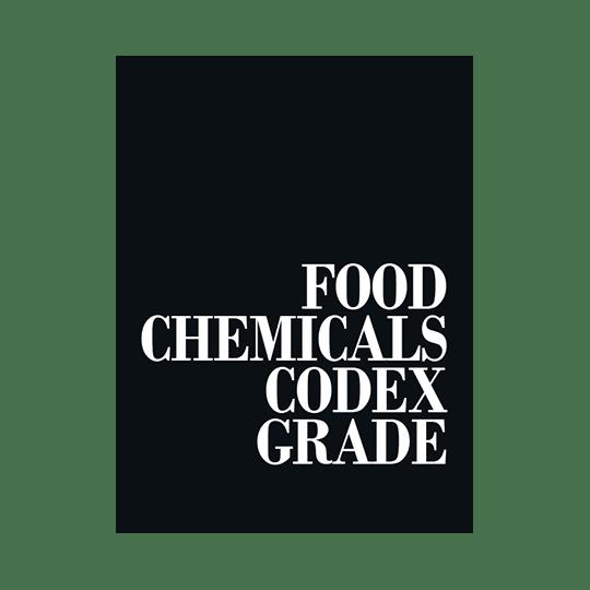 Food Chemicals Codex Grade