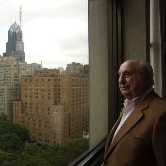 Dicalite Management Group Founder and Philanthropist Raymond Perelman