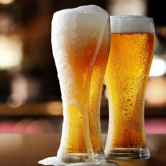 Celebrate National Diatomaceous Earth Day with a Cold Beer