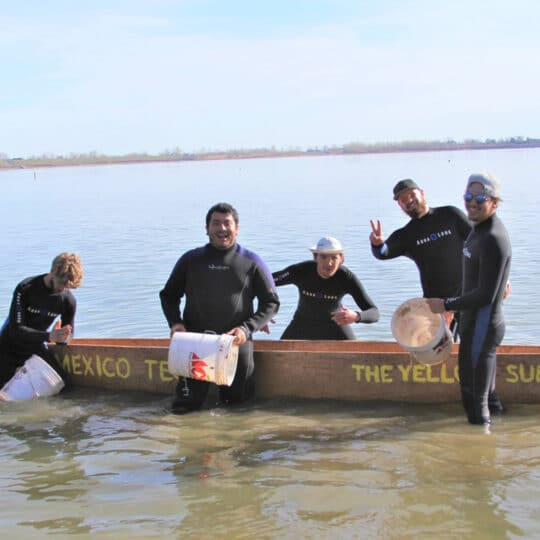 Dicaperl Supports NMT Concrete Canoe Team with Perlite Donation