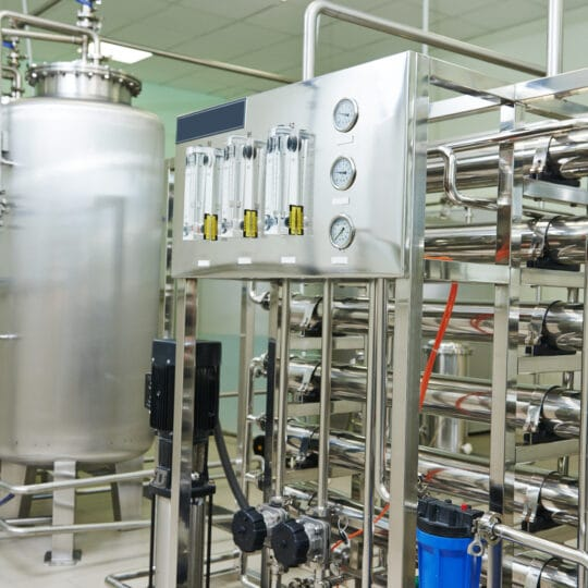 Biopharmaceutical Filtration: How Diatomaceous Earth and Perlite Are Used